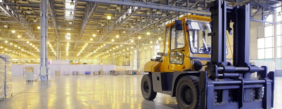 Advanced warehousing solutions on demand